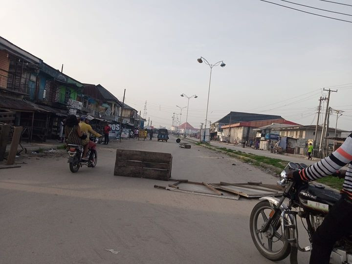 Three killed in renewed clash between two Delta communities over alleged imposition of N5, 000 fees on market traders