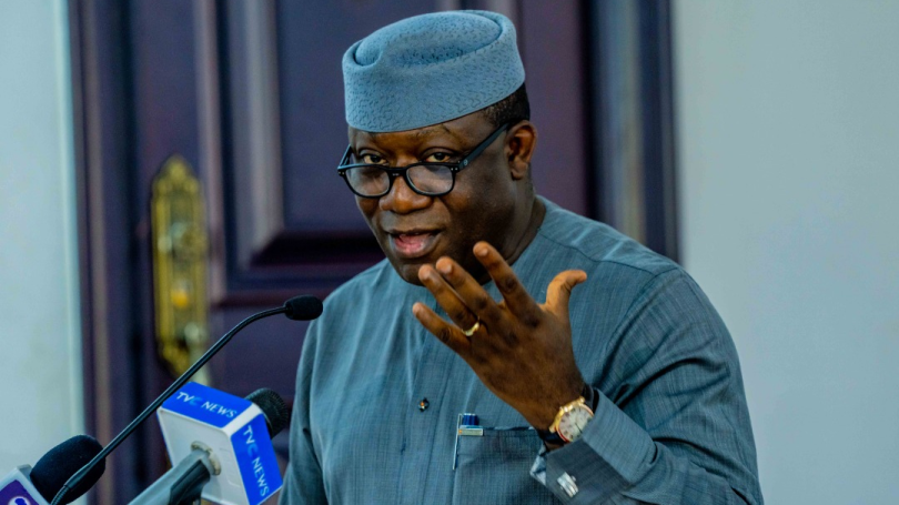 Let us work together to make Nigeria a better place - Gov Fayemi tells Nigerian youths planning to relocate to Canada
