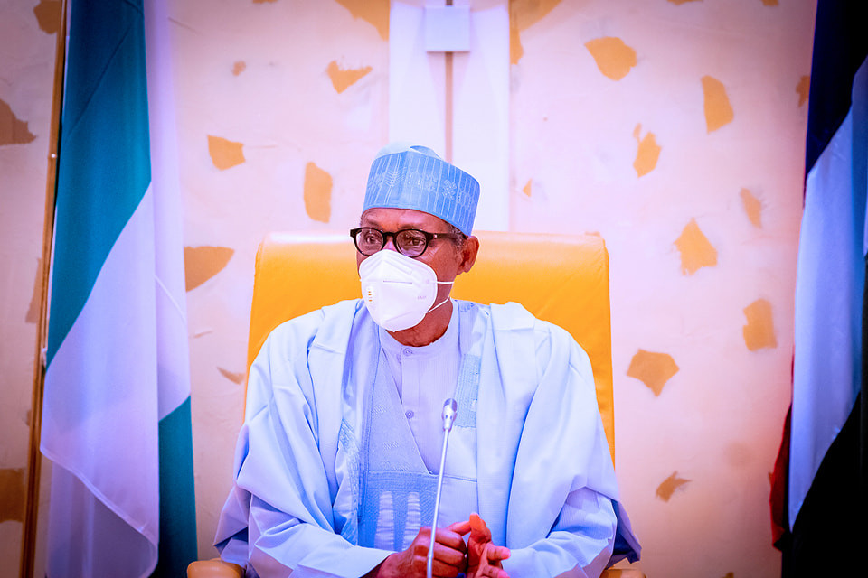 President Buhari holds 2nd security meeting in 4 days