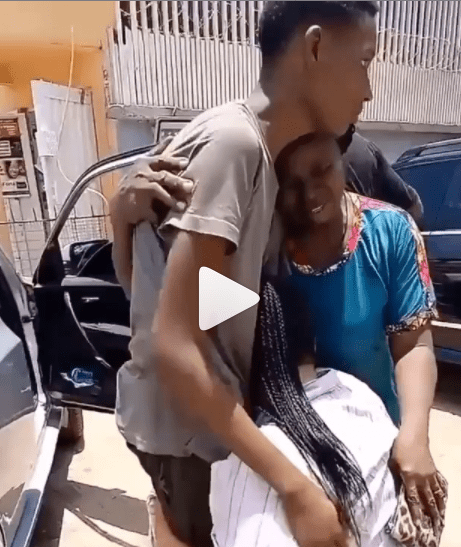 Abducted Greenfield student reunites with his family after being released by bandits (video)