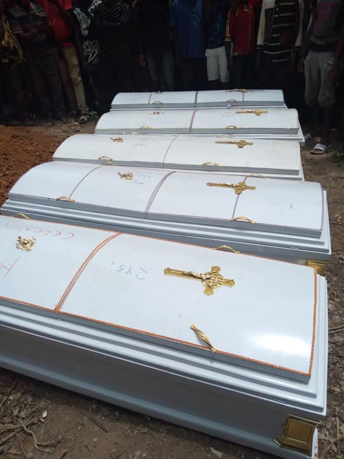 Fulani herdsmen victims buried in Benue today