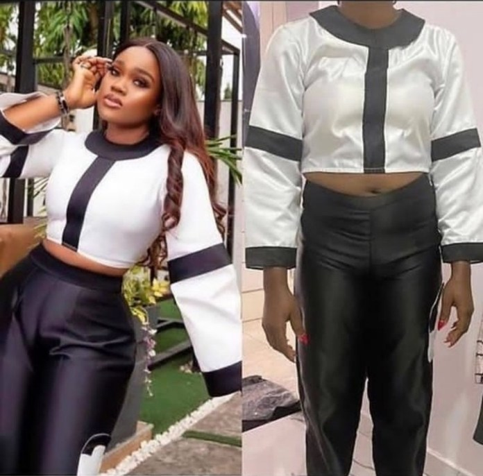 What she asked for VS what she got: Customer disappointed after ordering outfit similar to one worn by CeeC