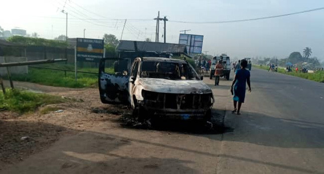 Rivers state police confirm death of seven officers killed by gunmen