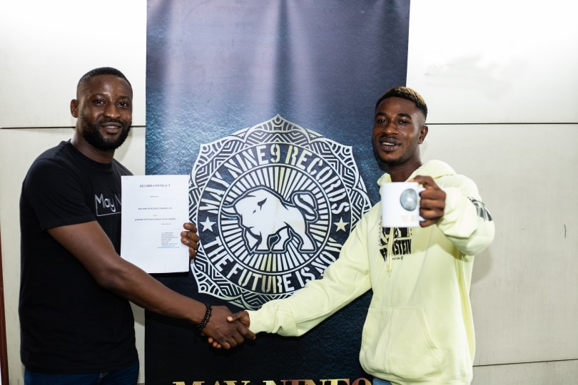 Nigerian Afro-Pop Star, Beema Signs New Record Deal With May Nine9 Records