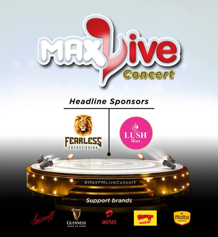 102.3 Max FM Set to Hold Max Live Concert