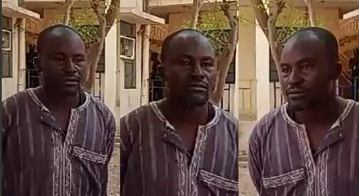 Police arrest notorious homosexual who specializes in abusing minors for ritual in Katsina