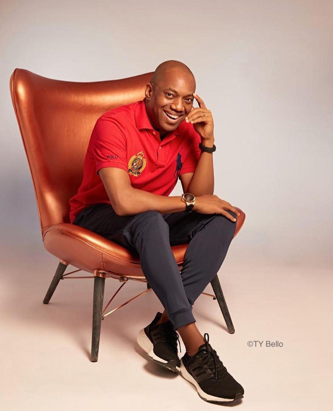 Public speaker, Fela Durotoye, shares new photos as he turns 50