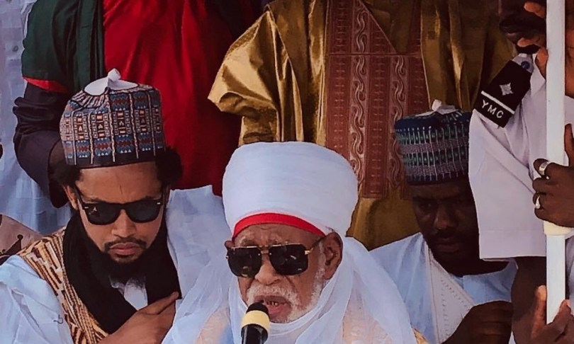 The moon was sighted - Sheik Bauchi explains why he defied Sultan