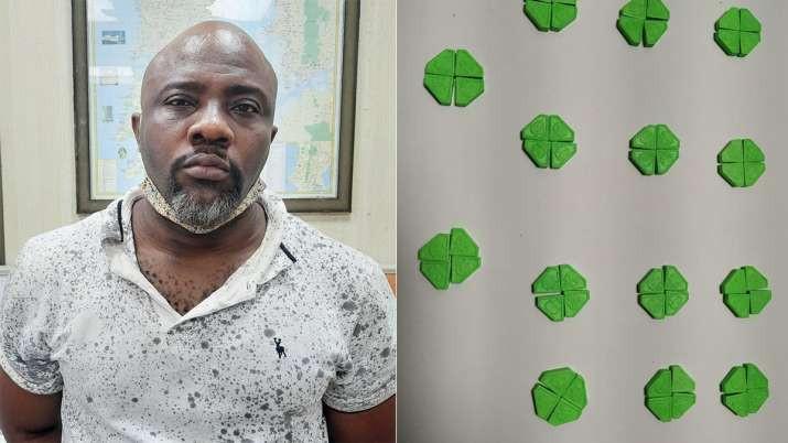 Suspected Nigerian drug peddler arrested with ecstasy pills in India