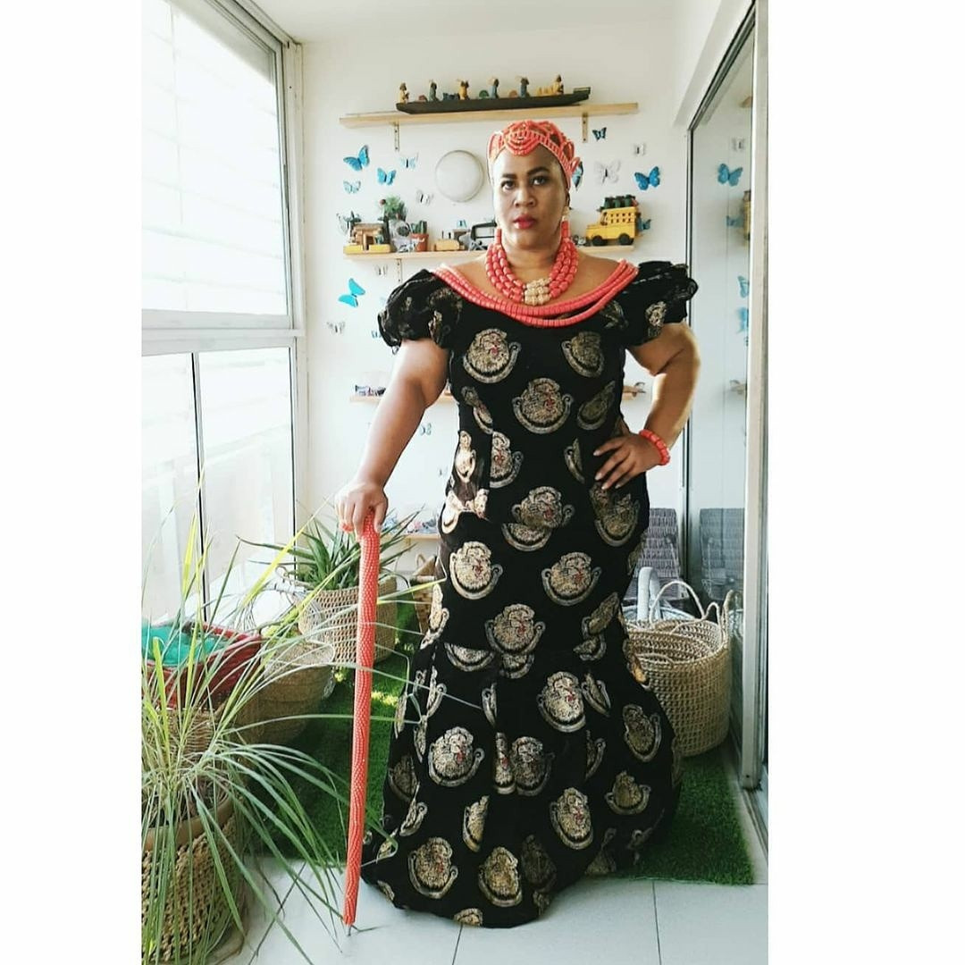 Comedian, Chigul, releases new photos as she turns a year older
