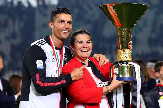Cristiano Ronaldo's mum
