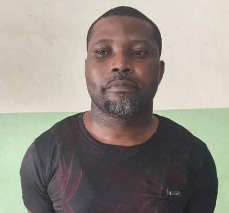 Suspected kidnapper and escapee prison inmate arrested in Imo (photo)