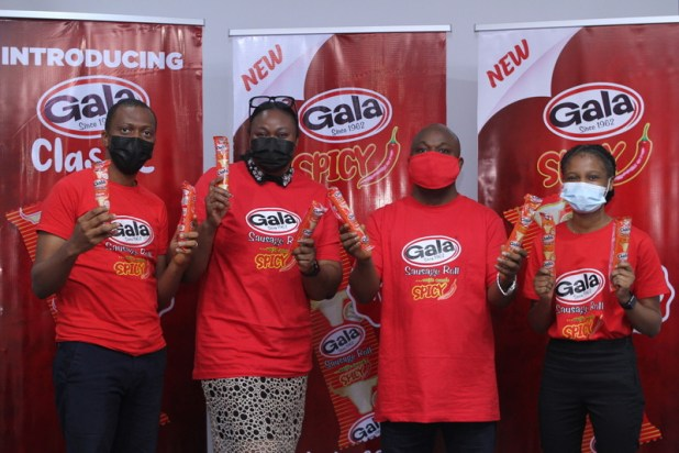 UAC Foods Limited unveils new Gala variants - GALA SPICY and GALA CLASSIC