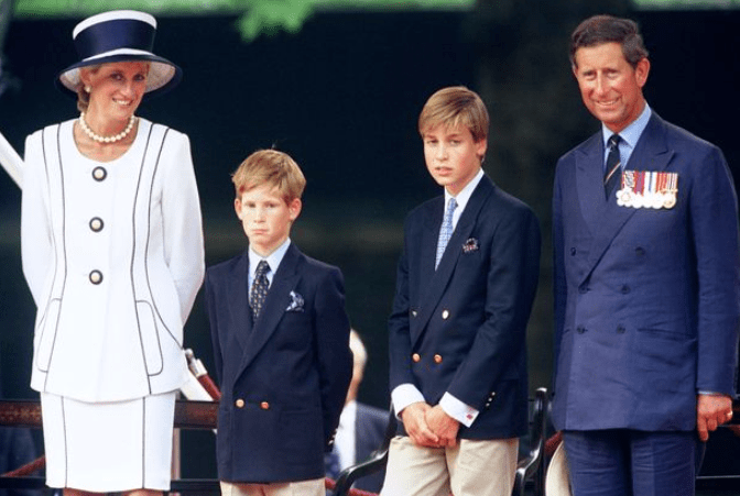 William and brother Harry slam BBC over