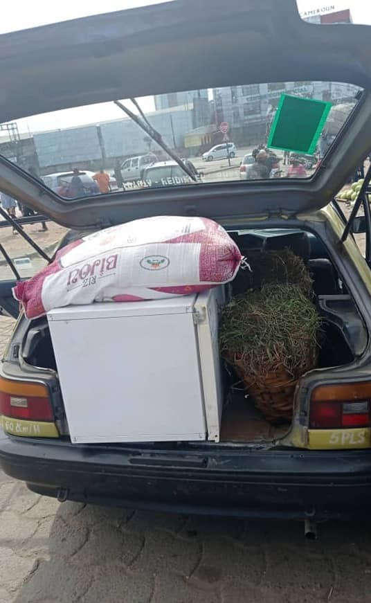 Woman receives refrigerator, food items, cash to start a business after she was caught and humiliated by angry mob for stealing spices