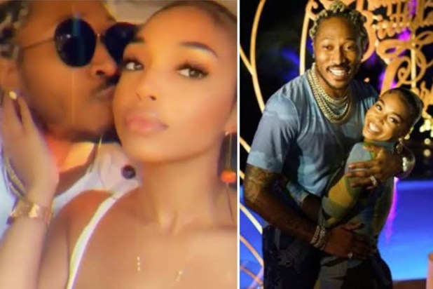 ?Tell Steve Harvey I don?t want her?- Future takes shot at ex-girlfriend Lori Harvey in new song