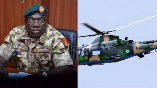 Bad weather caused military aircraft crash that killed the Chief of Army Staff and 10 others - DHQ