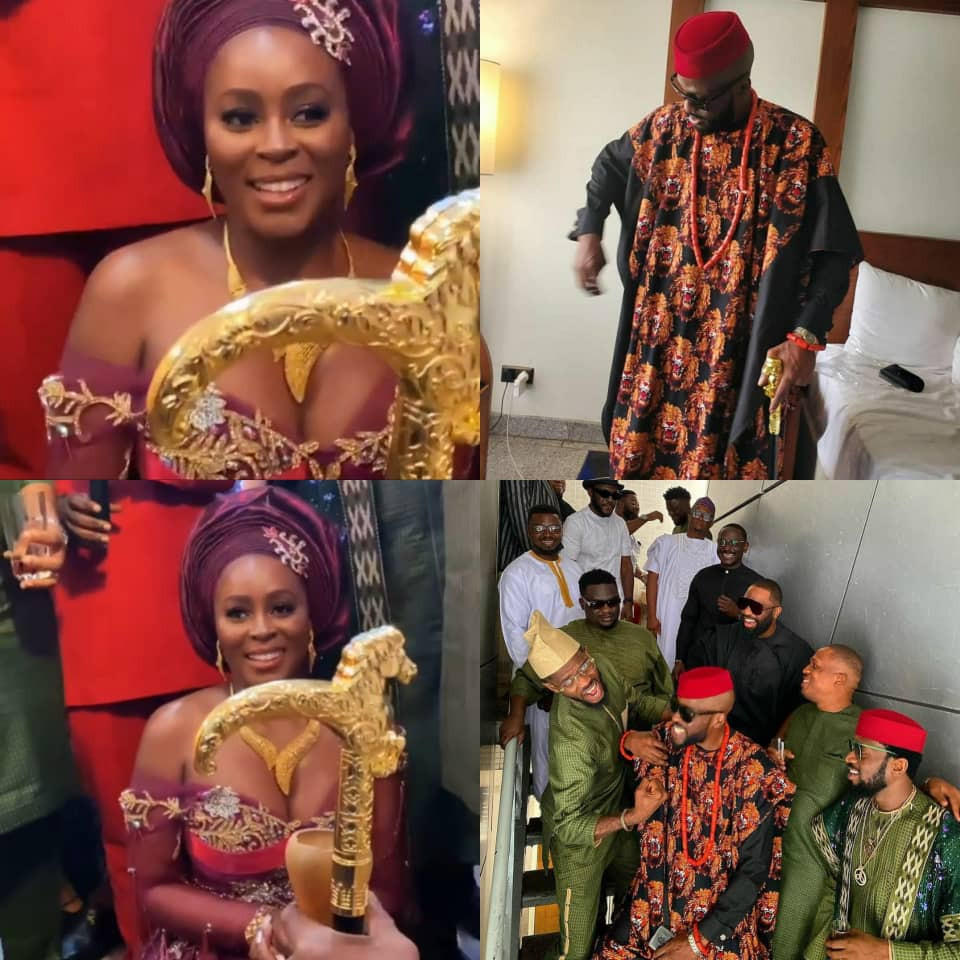 First photos and videos from rapper, Ikechukwu