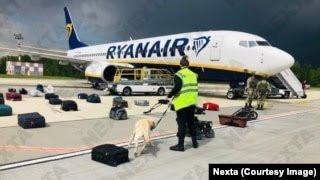 Belarus president hijacks Ryanair passener flight enroute Lithuania using fighter jet then arrests exiled political opponent, Raman Pratasevich; EU & NATO react