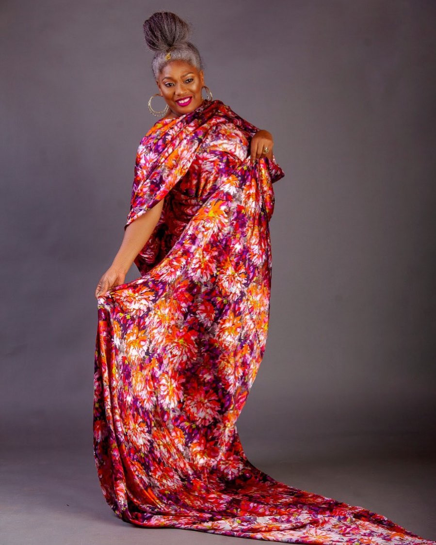 Yeni Kuti releases new photos as she turns 60