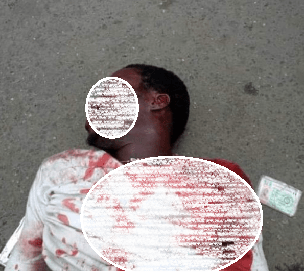 2 dead as thugs disrupt election primaries in Surulere (graphic photos and videos)