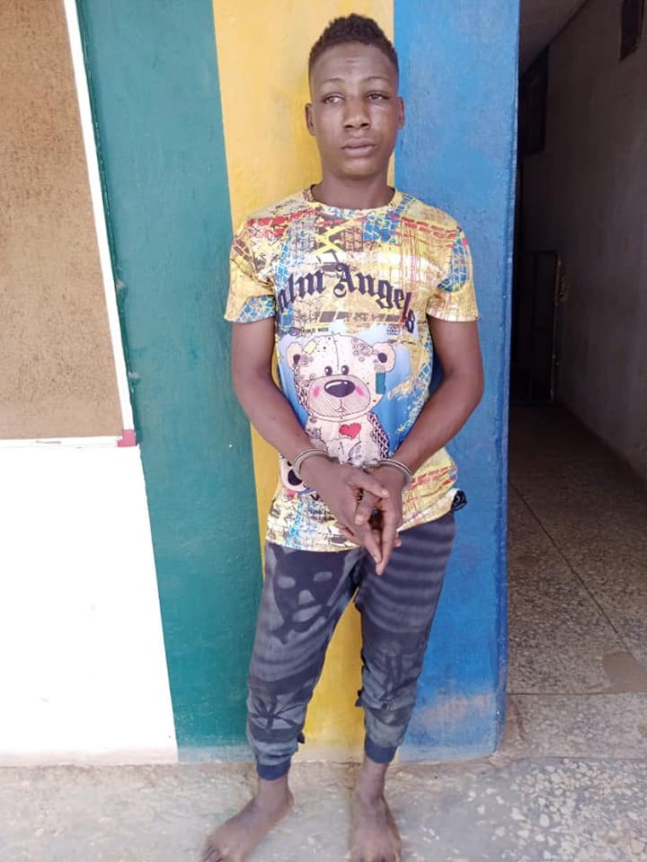 Police arrest Benue wanted cultist and serial killer