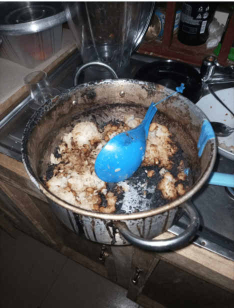 Journalist announces search for a wife after burning 3 pots of food in 2 days