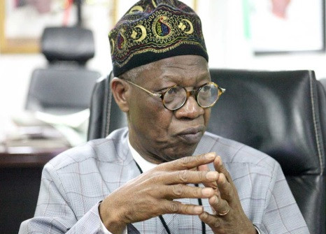 Security challenges will not define President Buhari's legacy - Lai Mohammed