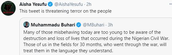 ''This reasoning is so absurd''- Festus Keyamo replies those accusing President Buhari of 'threatening' Nigerians in his recent tweet