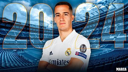 Real Madrid star Lucas Vazquez signs new contract till 2024