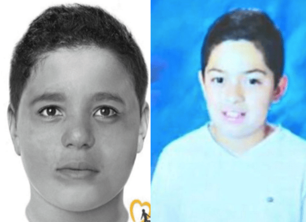 Boy shows up alive after his mum identified a dead body as his and blamed the boy