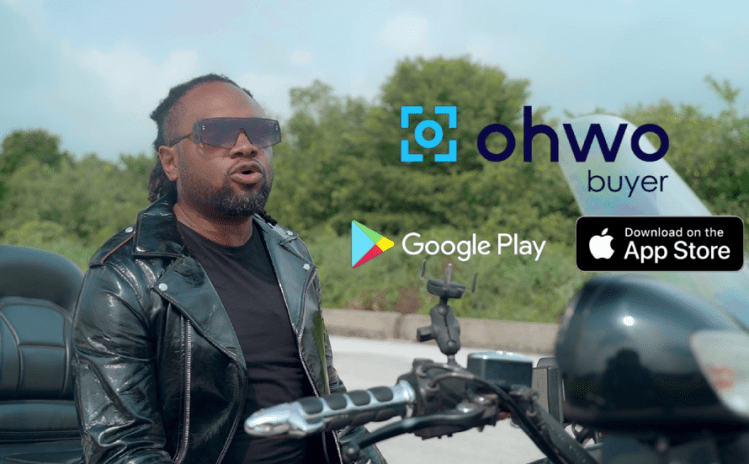 A Must Watch: Introducing Ohwo App, Cohbams flaunt skills on Power Bike, promises to disrupt Payment system!