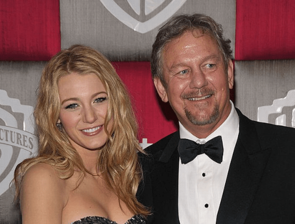 Blake Lively's dad, actor Ernie Lively, dies