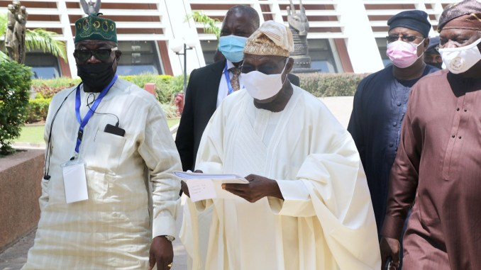 Journalists barred from State-Of-Nation parley in Abuja