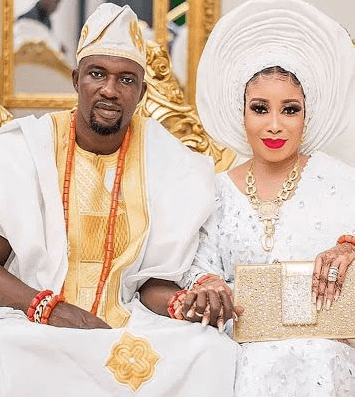 Liz Anjorin and husband organize 10 child dedication parties in different locations for their newborn