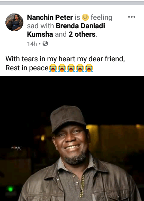 """Update: """"May your killers know no peace"""" - Friends mourn stadium manager shot dead by gunmen in Jos"""