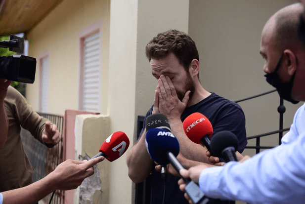 Greek husband who killed wife, mourn her for a month now arrested