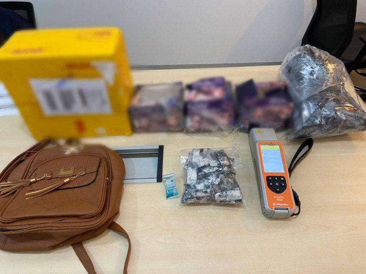 Nigerian man arrested for possession of cocaine in Thailand