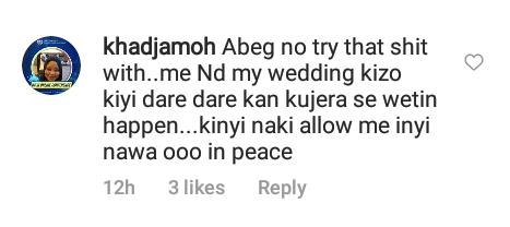 She stole the bride