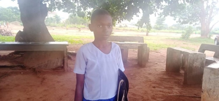 12-year-old housemaid allegedly thrown out of the house by her guardian for returning home from school minutes behind schedule