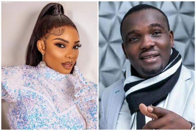 Deep inside in my heart I still don't wish to get angry or quarrel with you - Yomi Fabiyi tells Iyabo Ojo