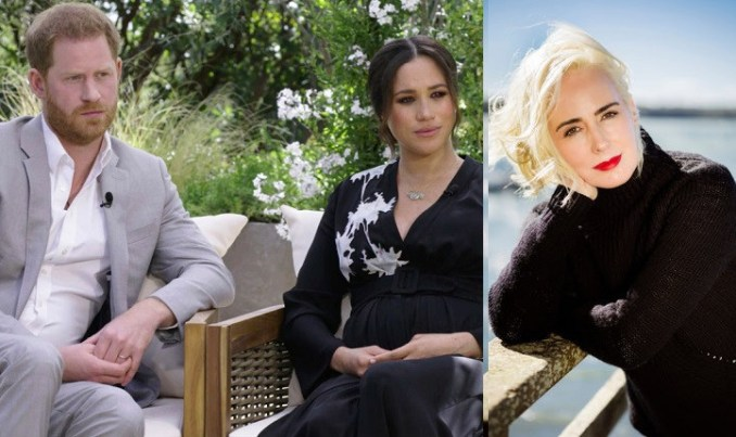 'No one wants to watch!' - US columnist tells Meghan Markle and Harry over the production of theirNetflix series