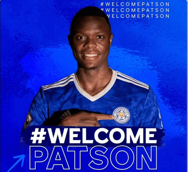 Leicester City confirm the signing of Patson Daka from Red Bull Salzburg to  partner Jamie Vardy and Kelechi Iheanacho