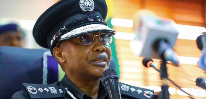 We're working to ensure Nigerians can sleep with two eyes closed - IGP