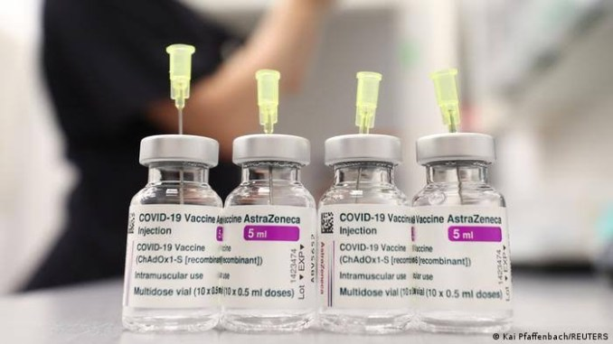 Germany becomes first country to officially recommend mixing different Covid-19 vaccines for best immunity against the disease