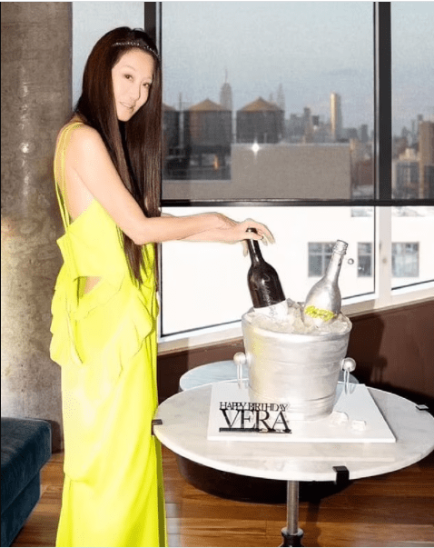 You have the potion of eternal youth!' - Ageless designer Vera Wang stuns followers with her youthful look as she celebrates her 72nd birthday(photos)