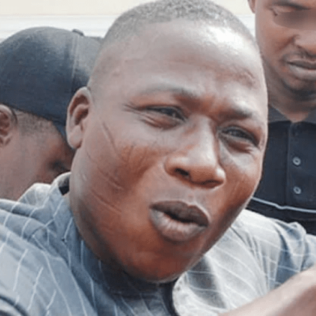 FG claims Sunday Igboho is trying to get new passport to escape from Nigeria