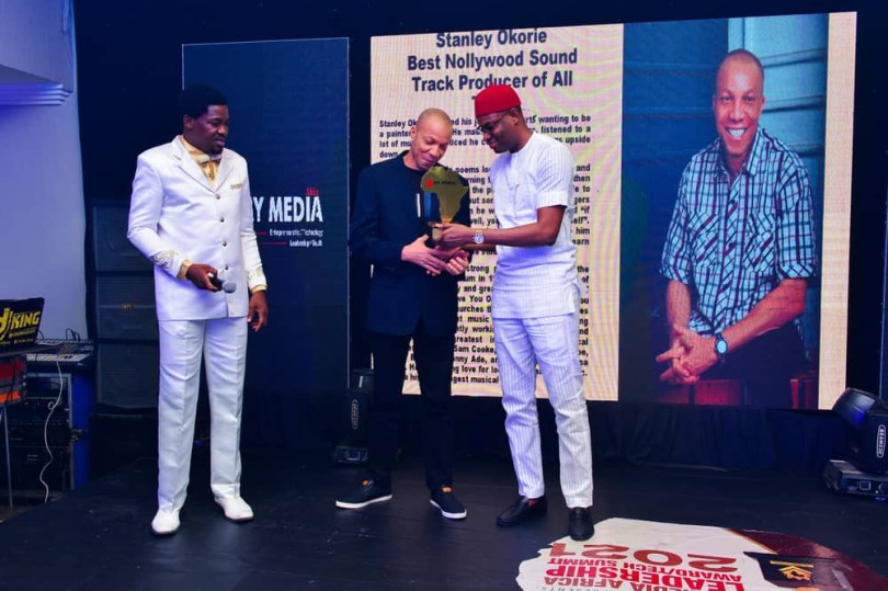 My Media Africa Leadership Award and Tech Summit 2021