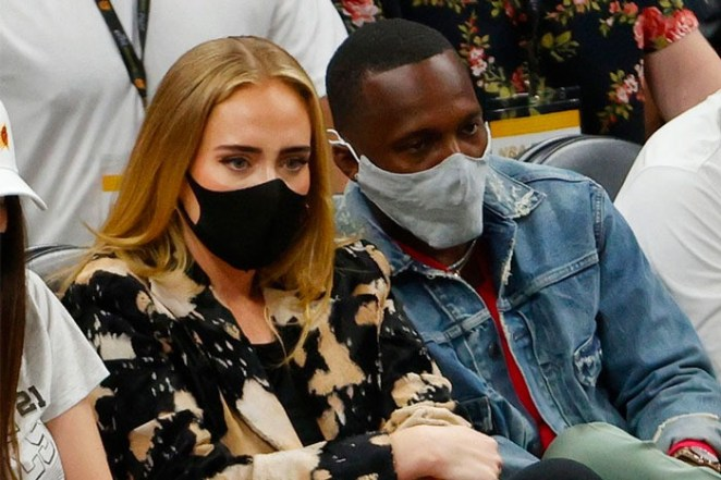 Singer Adele confirms new romance with LeBron James? agent Rich Paul as they are spotted packing on the PDA (Photos)