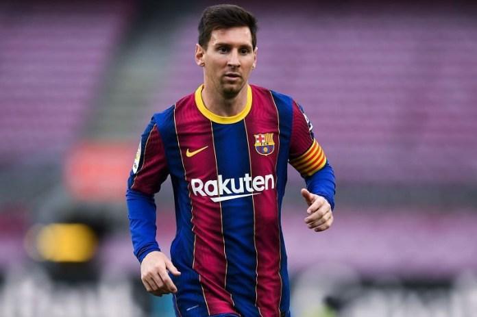Lionel Messi returns to Barcelona